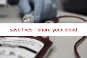 blood donation - fb group header