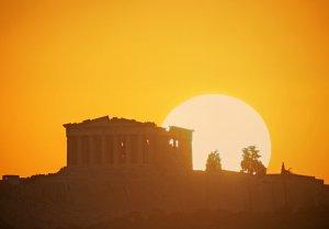 parthenon the greek dream